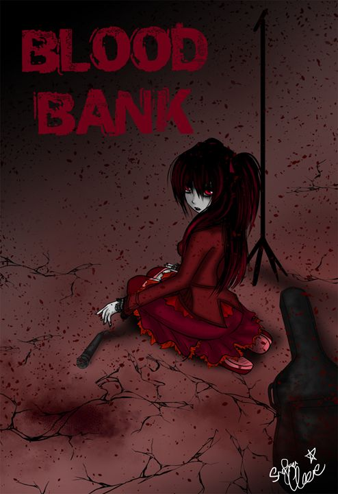 Blood Bank chapter 1 first cover - Siofra