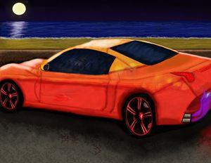Ferrari Nights - The Studio
