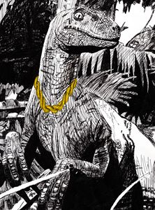Rockin the Gold - The Studio