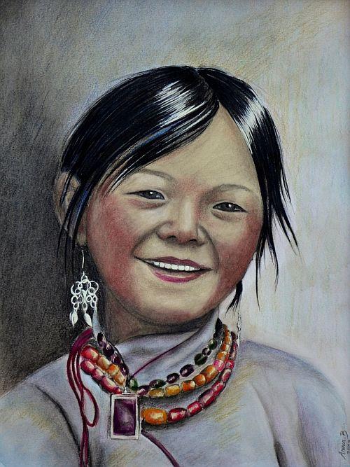 Shirisha, Katmandou - Anna Balmora