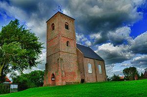 Dutch church color
