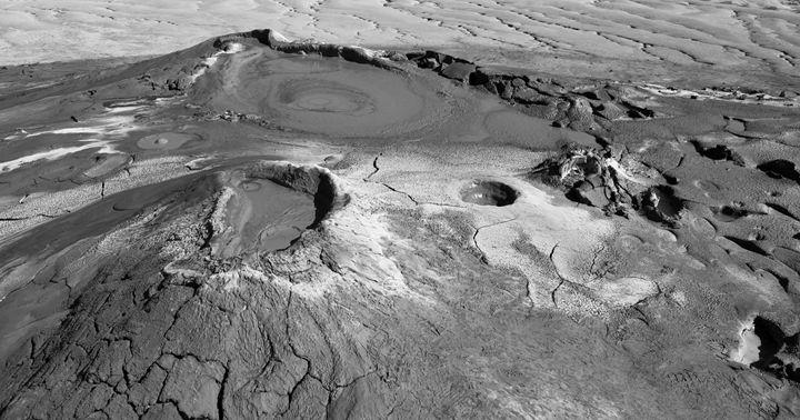 Muddy volcano - vergul