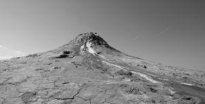 Muddy volcano