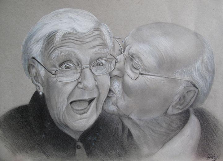 True love lasts forever - Liga's Art