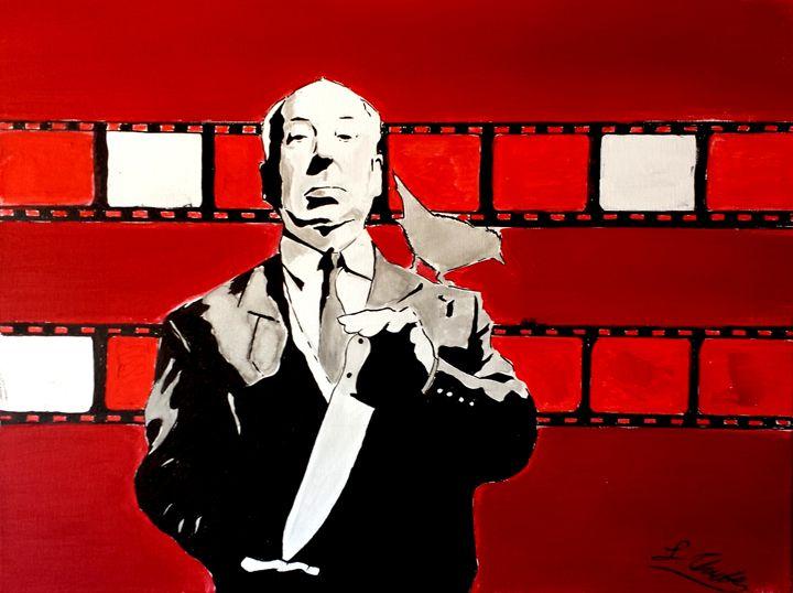 The Master of Suspense - Lucas Chute's Classic Art