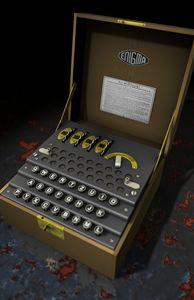 Enigma Machine - Abby Digital Renders