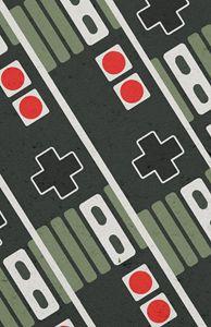Classic Nintendo System Controller