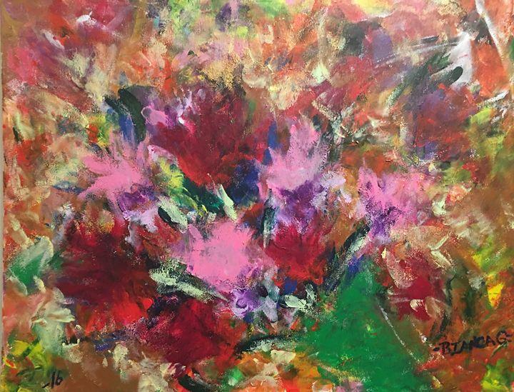 Forgotten Roses - Bianca Gant