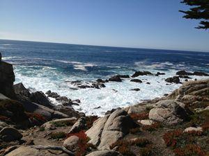 Rocky View Off Pebble Beach