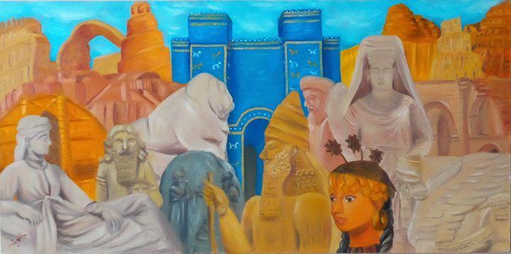 Mesopotamia - Shajan Art