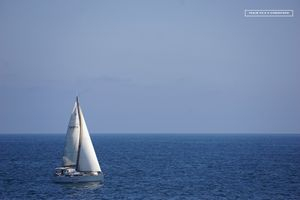 Huntington Beach Sailboat