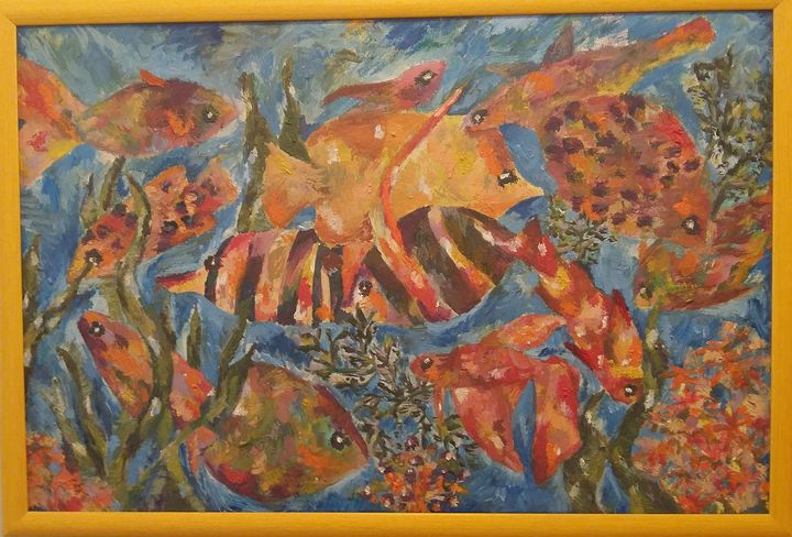 Fishes - Tamara Black