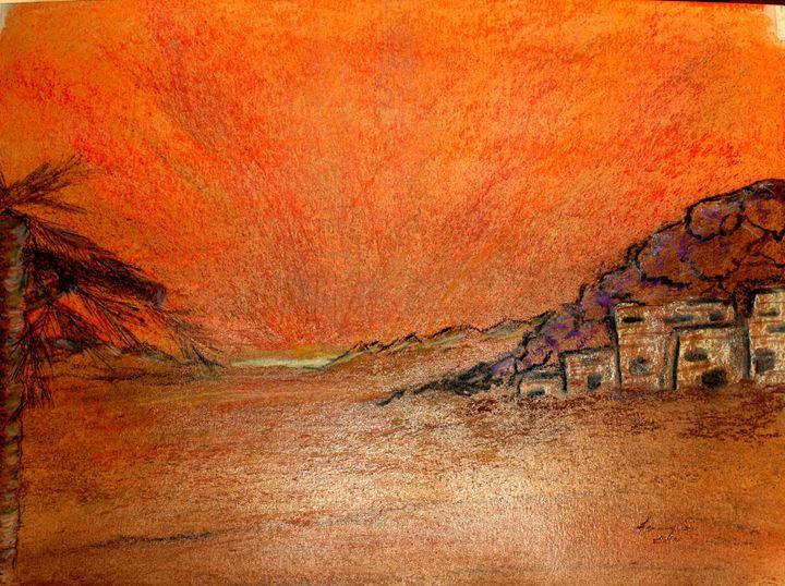 Ruins - Farrugia Art
