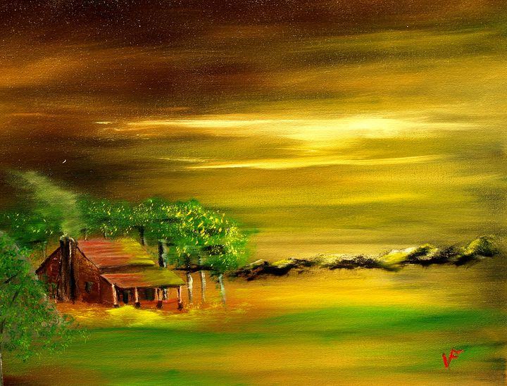 Homestead - Farrugia Art