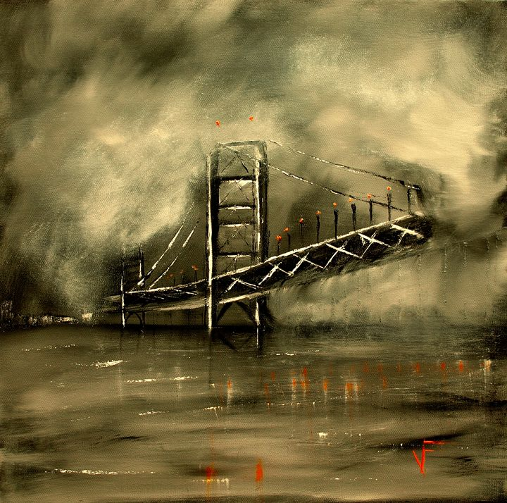 """Bridge"" - Farrugia Art"