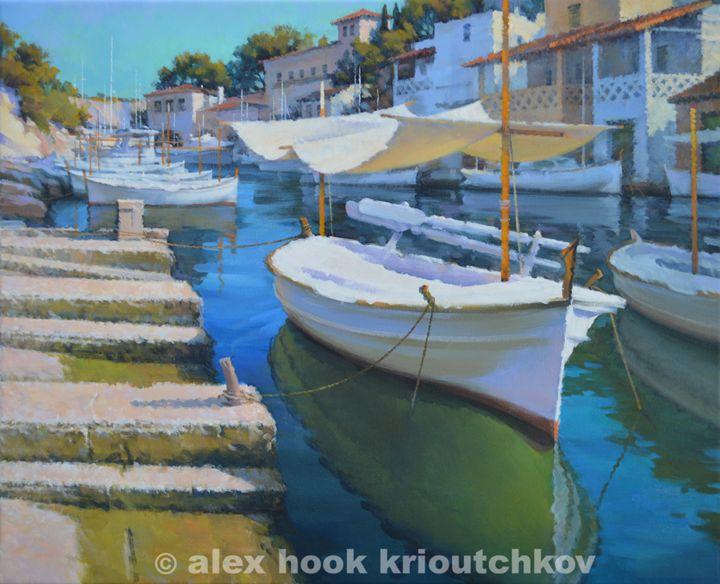 Cala Figuera VI. Mallorca - Alex Hook Krioutchkov