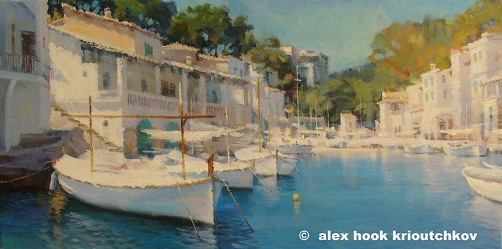 Cala Figuera XIV - Alex Hook Krioutchkov