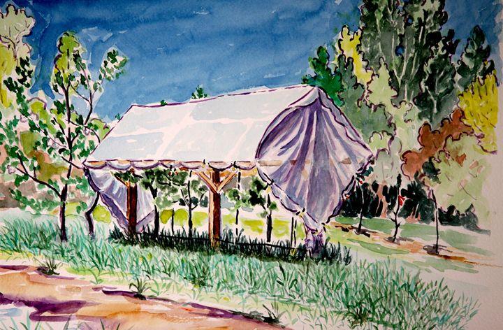 Experimental Organic Tent - Greg Thweatt