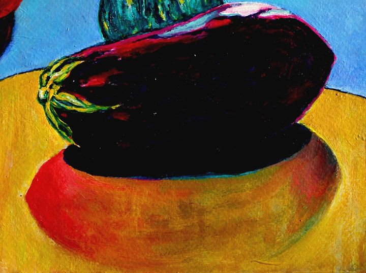Still Life With Sunflowers - Detail2 - Greg Thweatt