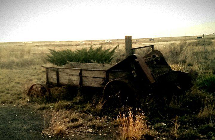 Wagoneer Lost in Time - D.C. Burzo