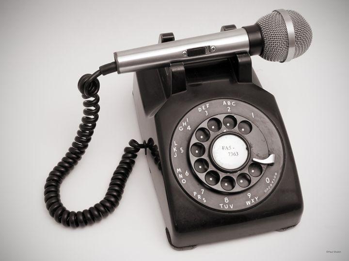 One Way Phone - Paul Shukin