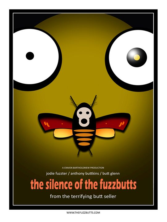 the silence of the fuzzbutts - The Fuzzbutts