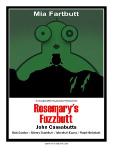 Rosemary's Fuzzbutt