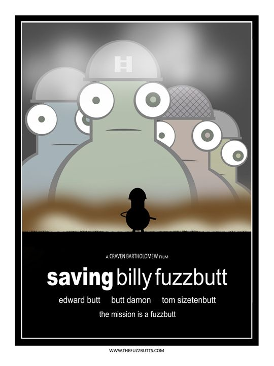 saving billy fuzzbutt - The Fuzzbutts