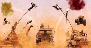 Mad Max Pole Cats