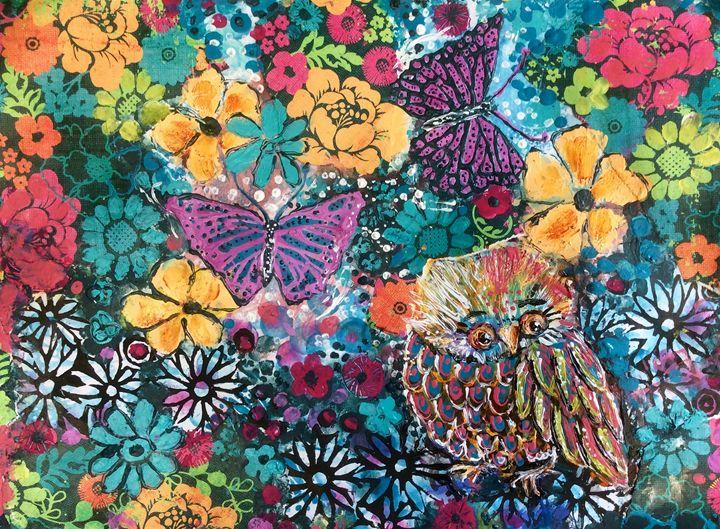 Small spaces - Cheryle Bannon