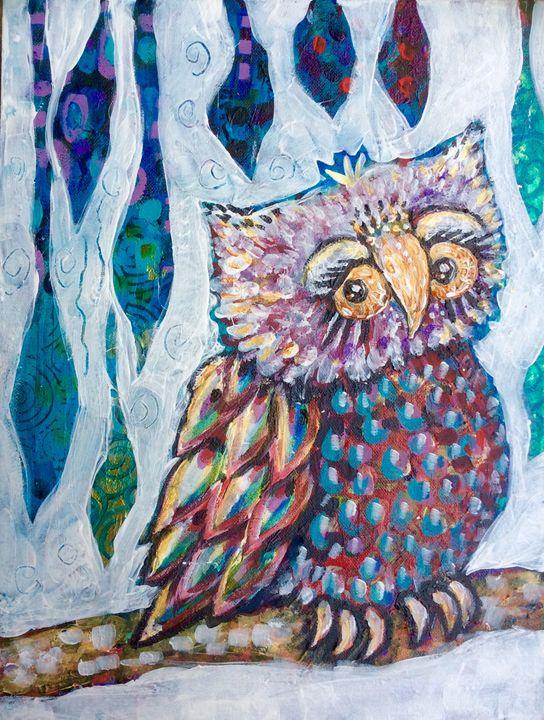 Wisdom spaces - Cheryle Bannon