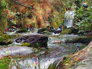 Avian Spring