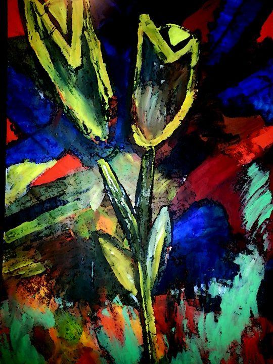 flower of dreams - Amanda arndt