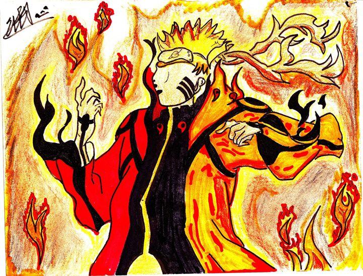 Naruto Uzumaki - Seif Seif