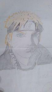 realistic Naruto picture