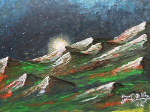 Moonset Ridge