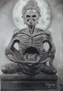 Fasting Budha