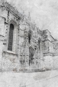 Lisbon Old Church