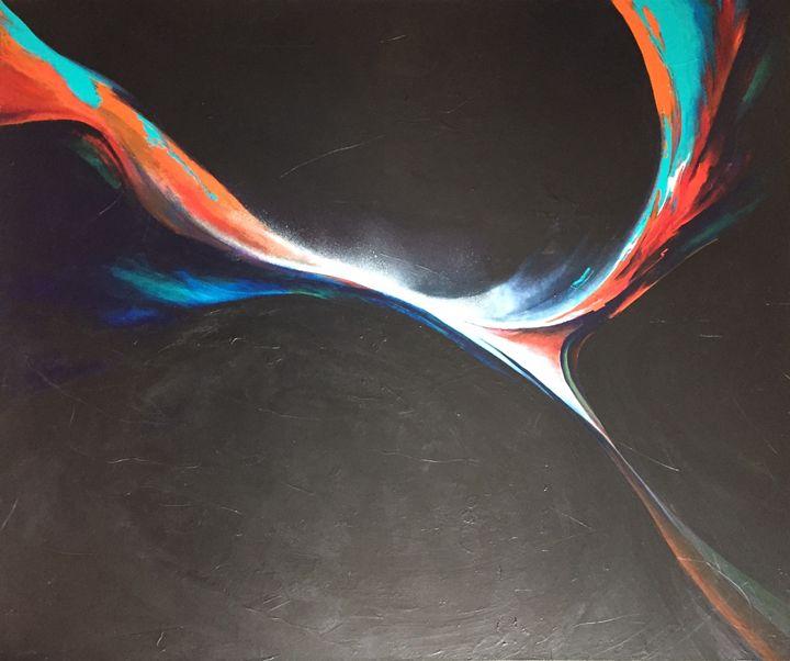 """""""Wave"""" - Michael Goldzweig"""