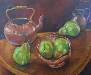 Copper & Pears
