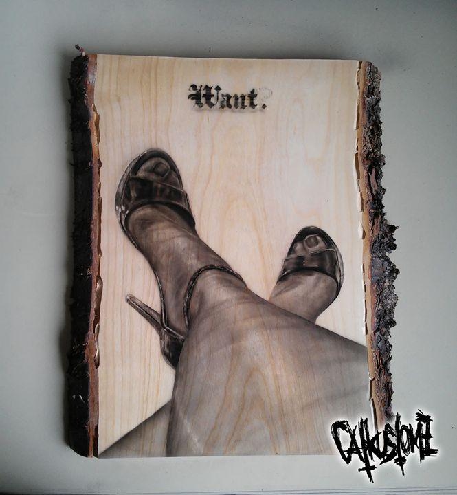 Want. ? - CatkustomZ