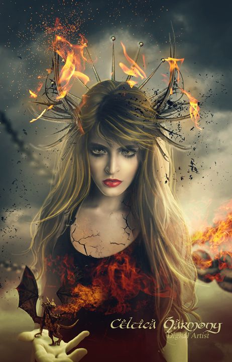Fire and Chain - Celtica Harmony