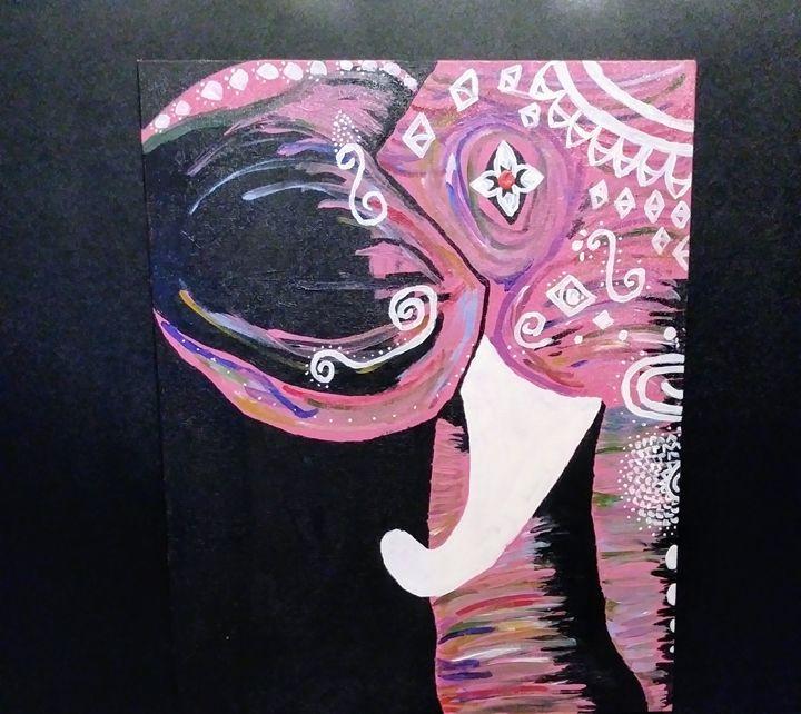 Ellie - Spoonie Lenné Artworks