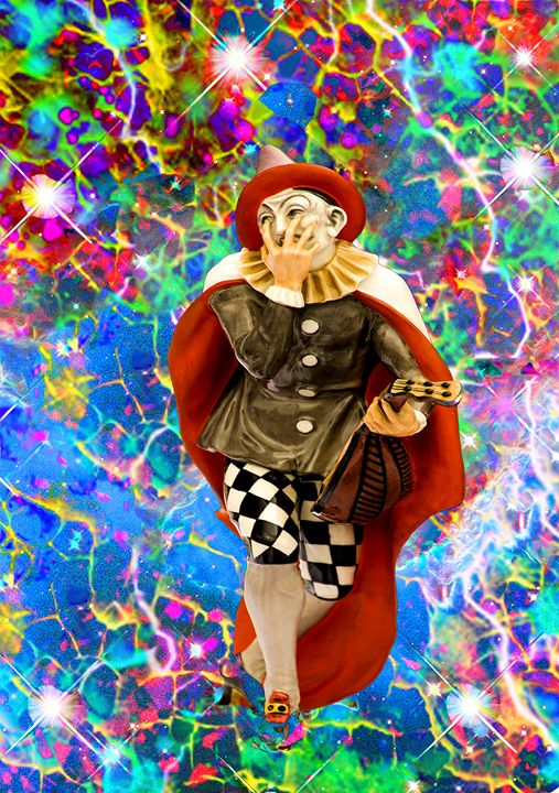 Clown Troubadour - ICARUSISMART