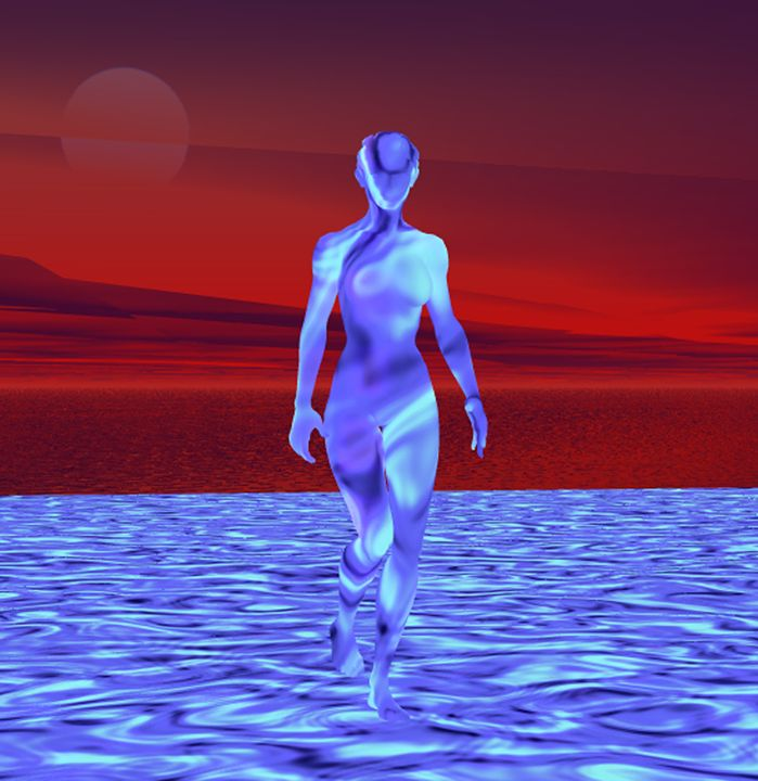 Walking on an alien planet - ICARUSISMART