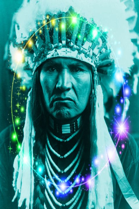 Magical Indian Chief - ICARUSISMART