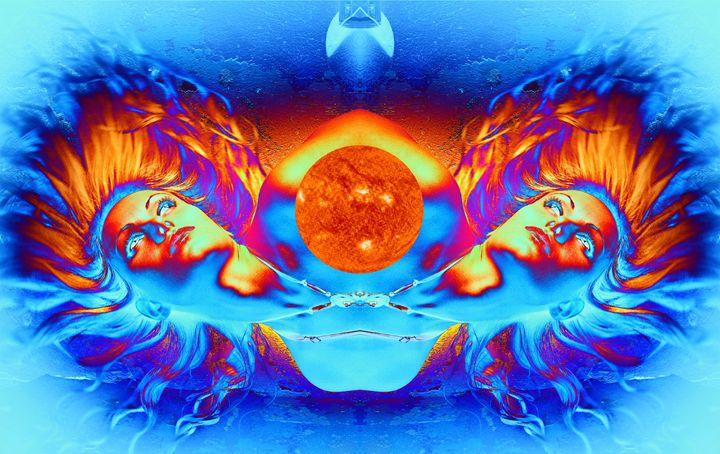 Escape from the Sun - ICARUSISMART