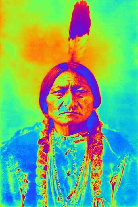 Sitting Bull - ICARUSISMART