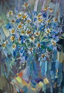 Blue Bouquet - Nikolay Malafeev