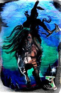 Horse Nation Warrior